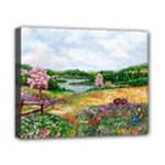 Katy s Pasture  Canvas 10  x 8  (Stretched)