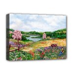 Katy s Pasture  Deluxe Canvas 16  x 12  (Stretched)