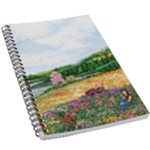 Katy s Pasture  5.5  x 8.5  Notebook