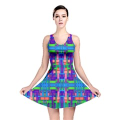 Rp 3 5 Reversible Skater Dress by ArtworkByPatrick