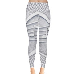 Circle Music Leggings