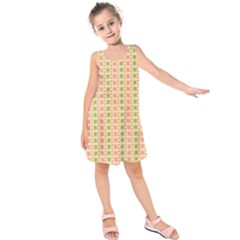 Flowers Kids  Sleeveless Dress
