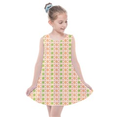 Flowers Kids  Summer Dress by Bajindul