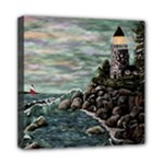 Masons s Point Mini Canvas 8  x 8  (Stretched)