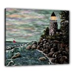 Masons s Point Canvas 24  x 20  (Stretched)