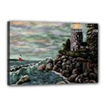 Masons s Point Canvas 18  x 12  (Stretched)