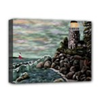 Masons s Point Deluxe Canvas 16  x 12  (Stretched)