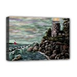 Masons s Point Deluxe Canvas 18  x 12  (Stretched)