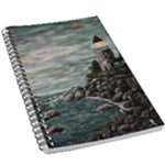 Masons s Point 5.5  x 8.5  Notebook