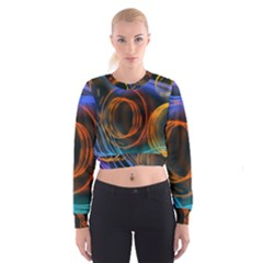 Research Mechanica Cropped Sweatshirt by HermanTelo