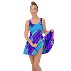 Background Colors Colorful Design Inside Out Casual Dress by Pakrebo