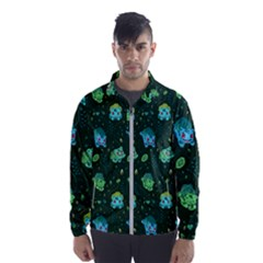Grass Love Men s Windbreaker by Mezalola