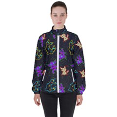 Mimi Women s High Neck Windbreaker by Mezalola