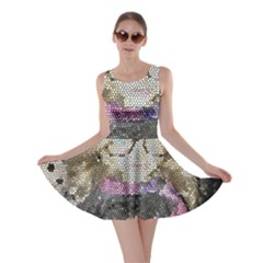 Cat Ears Doll Stained Glass Skater Dress