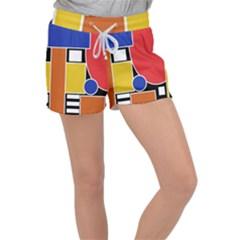 Tajah Olson Designs Women s Velour Lounge Shorts by TajahOlsonDesigns