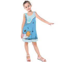 Patokip Kids  Sleeveless Dress by MuddyGamin9