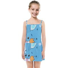 Patokip Kids  Summer Sun Dress by MuddyGamin9