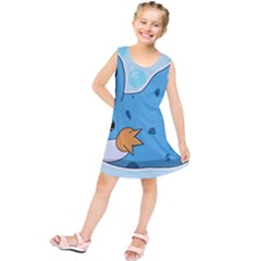 Patokip Kids  Tunic Dress by MuddyGamin9