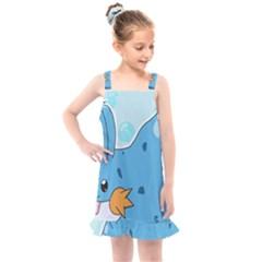 Patokip Kids  Overall Dress by MuddyGamin9