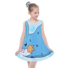 Patokip Kids  Summer Dress by MuddyGamin9