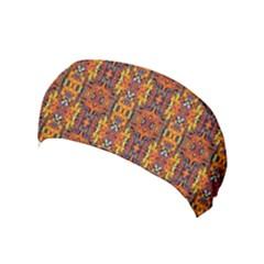E 1 Yoga Headband by ArtworkByPatrick