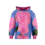 Roses Womens Fashion Kids  Pullover Hoodie
