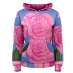 Roses Womens Fashion Women s Pullover Hoodie