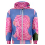 Roses Womens Fashion Men s Zipper Hoodie
