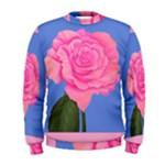 Roses Womens Fashion Men s Sweatshirt
