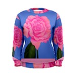 Roses Womens Fashion Women s Sweatshirt