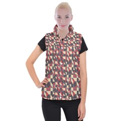 Pattern Textiles Women s Button Up Vest