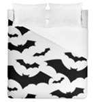 Deathrock Bats Duvet Cover (Queen Size)