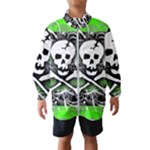 Deathrock Skull Kids  Windbreaker