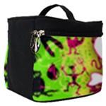 Deathrock Skull & Crossbones Make Up Travel Bag (Small)