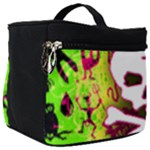 Deathrock Skull & Crossbones Make Up Travel Bag (Big)