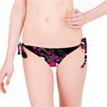 Girly Skull & Crossbones Bikini Bottom