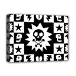 Gothic Punk Skull Deluxe Canvas 16  x 12  (Stretched)