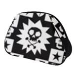 Gothic Punk Skull Full Print Accessory Pouch (Small)