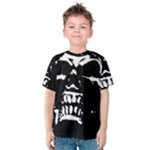 Morbid Skull Kids  Cotton Tee