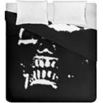 Morbid Skull Duvet Cover Double Side (King Size)