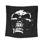Morbid Skull Square Tapestry (Small)