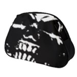 Morbid Skull Full Print Accessory Pouch (Small)