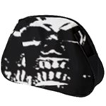 Morbid Skull Full Print Accessory Pouch (Big)
