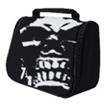 Morbid Skull Full Print Travel Pouch (Small)