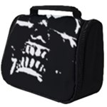 Morbid Skull Full Print Travel Pouch (Big)