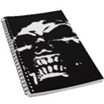 Morbid Skull 5.5  x 8.5  Notebook