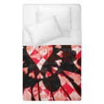 Love Heart Splatter Duvet Cover (Single Size)