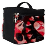 Love Heart Splatter Make Up Travel Bag (Small)