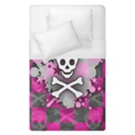 Princess Skull Heart Duvet Cover (Single Size)