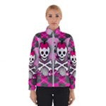 Princess Skull Heart Winter Jacket